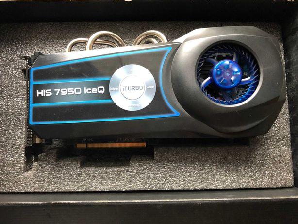 Видеокарта AMD HIS Radeon HD7950 3Gb (R9 280)