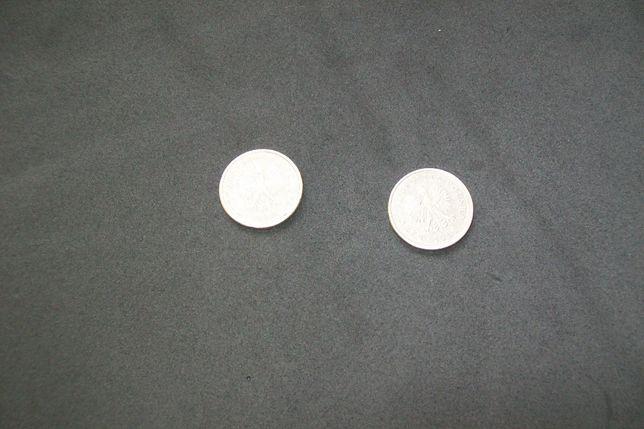 2 x moneta 20 groszy z 1991 roku