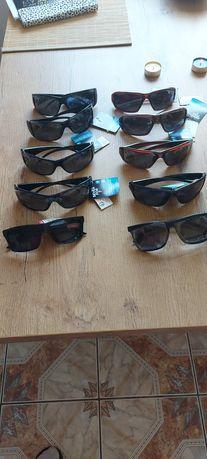 Okularki przeciwsłoneczne Meskie
