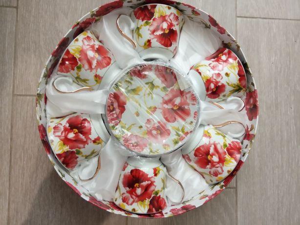 Сервиз чайный 12 предметов
