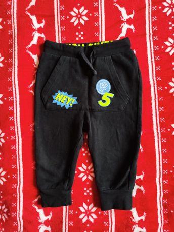 Spodnie dla chłopczyka