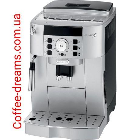 Delonghi 22.110 23.210 безкоштовна Доставка кофемашина Magnifica S