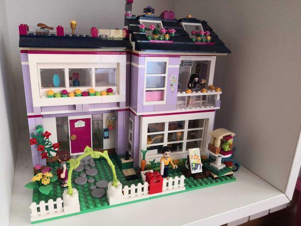 Casa 2 andares - Lego Friends 6 - 12 anos