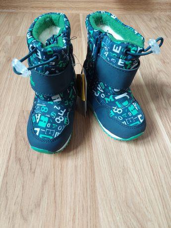 Зимние ботинки Tomm.M сапоги Томм М