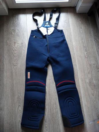Spodnie narciarskie z pianki