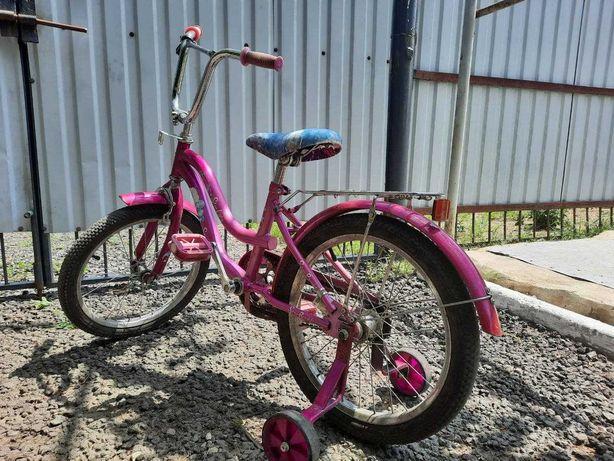 Велосипед детский от 5 до 8 лет