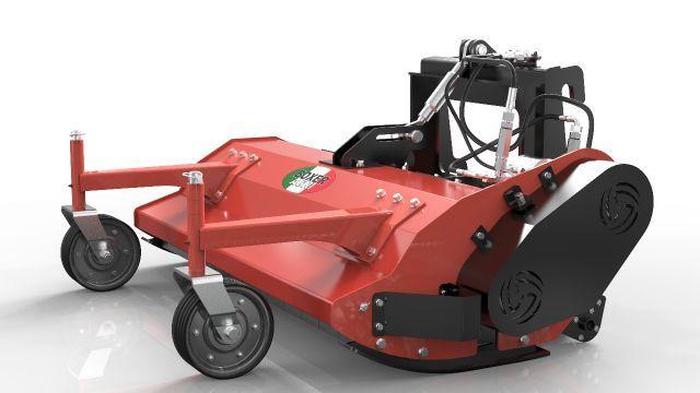 Hydrauliczna kosiarka bijakowa Boxer WLF 1,3m -1,7m Eurotrac
