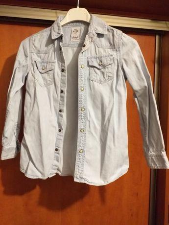 Koszule eleganckie 116 122