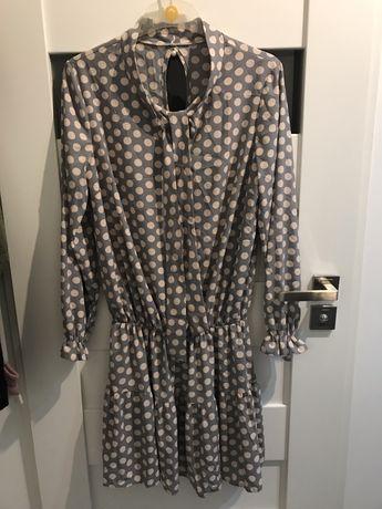 Sukienka w kropki M