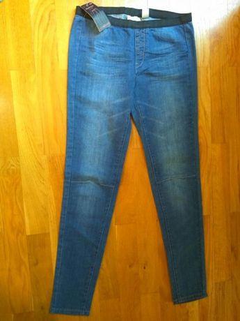 NOWE MANGO spodnie jeansy legginsy rozmiar 38 M