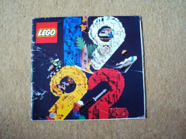 7 Catálogos LEGO - década 90 e 00