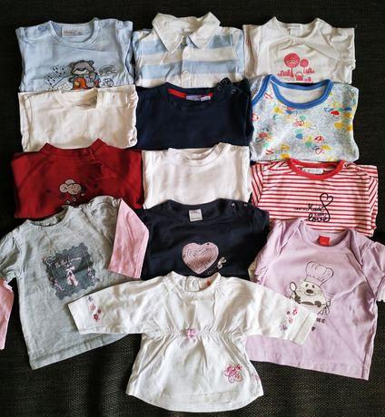 Пакет кофточек на малышей