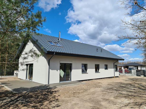dom Małe Rudy k. Rynarzewo