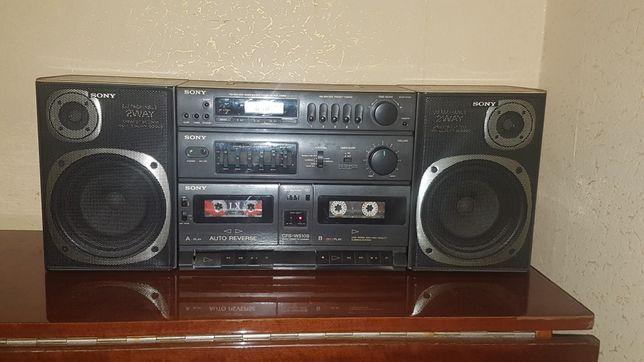 Продам Sony cfs-w510s