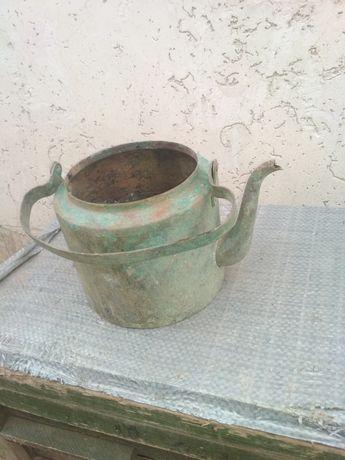 Продам чайник медный