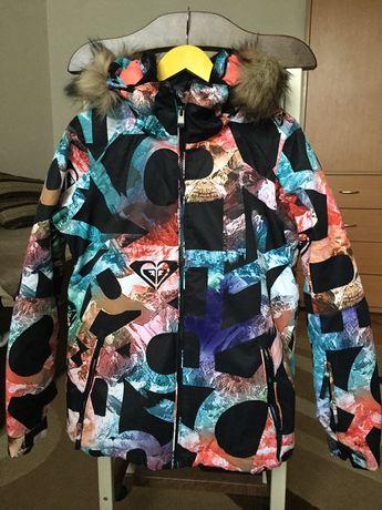 Лыжная куртка для девочки ROXY р.150-158