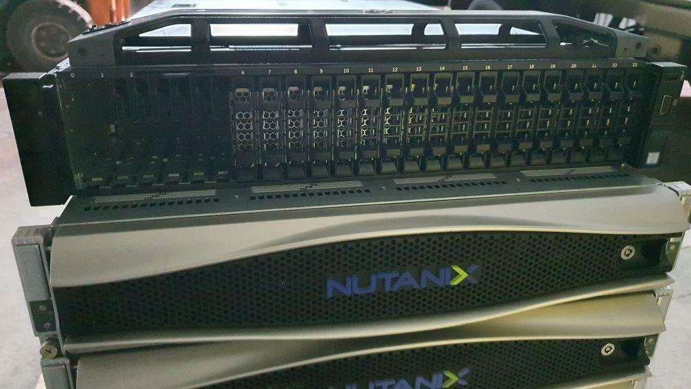 DELL R730   48 x vCPUs   64GB DDR4   iDRAC8   1.2TB SAS   26 x HDDs