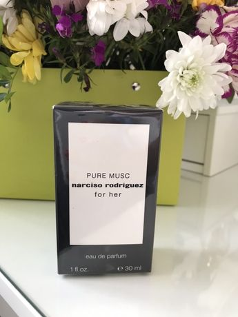 """Новая Парфюмерная вода 30 мл NARCISO RODRIGUEZ """"FOR HER PURE MUSC"""""""