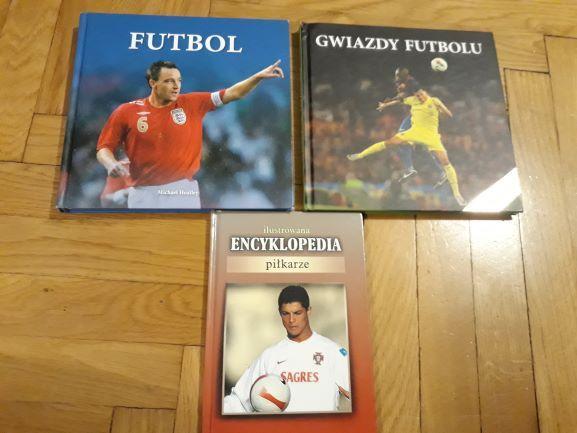 Okazja,Książki dla piłkarza!! prawie jak nowe