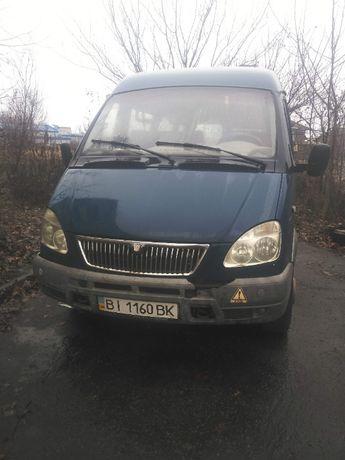Продам мікроавтобус ГАЗ-2705