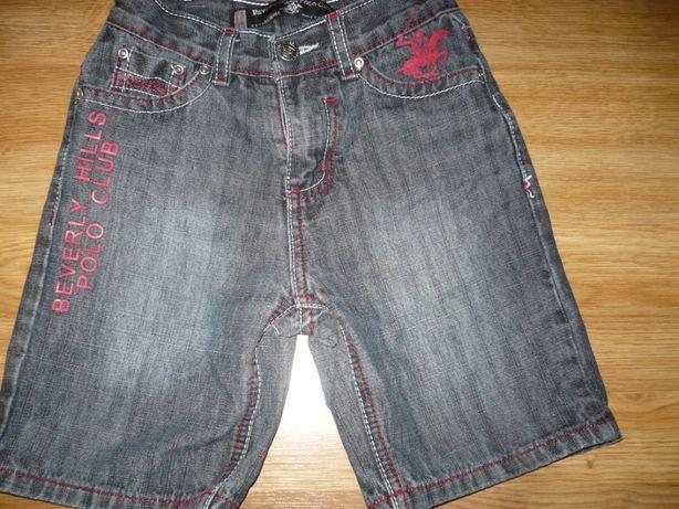 Шорты джинсовые 110р.Palomino