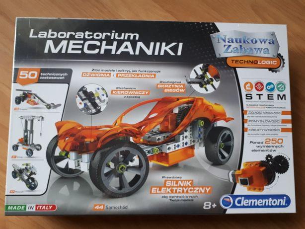 Laboratorium mechaniki Clementoni