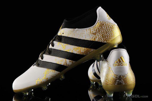 Nowe Buty Lanki Korki Adidas 44 27,5cm 16.2 ACE Primemesh FG