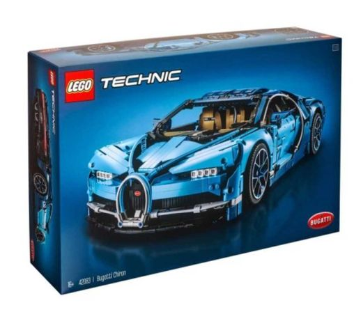 Nowe klocki LEGO 42083 Technic Bugatti Chiron 42083 ARDA Sklep Śląsk