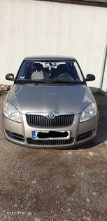 Škoda Fabia Skoda Fabia II 2009 r