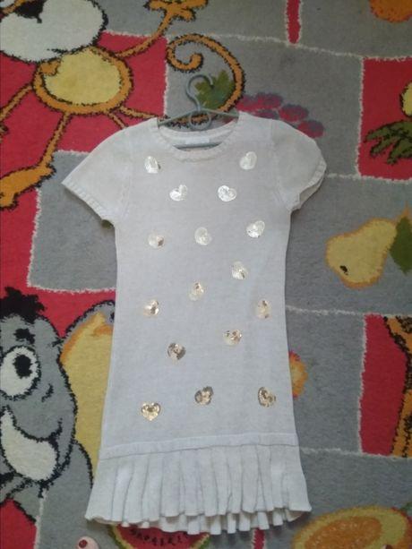 Платье -туника для девочки