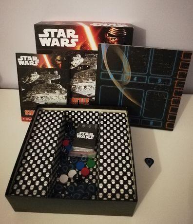Gra planszowa Star Wars Star Battle