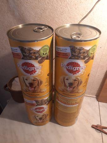Karma dla psa pedigrie 1.2kg x4