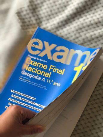Preparação Exame Nacional Geografia A 11° Porto Editora