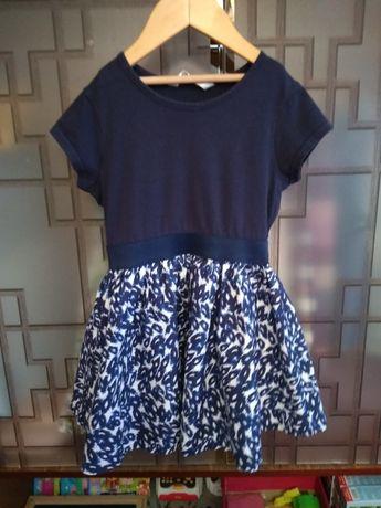Платье нарядное на девочку 3-5 лет
