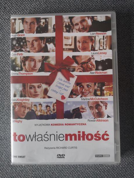 DVD To właśnie miłość Richard Curtis komedia romamtyczna