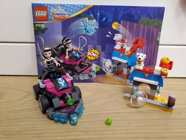 Lego Super Hero Girls 41233, 41234 (оригинал)
