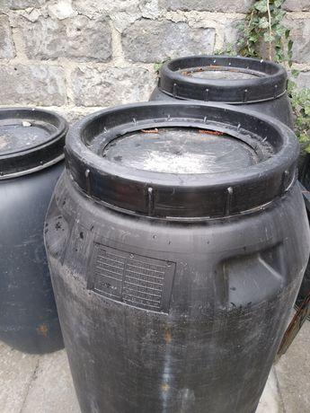 Beczki PVC używane