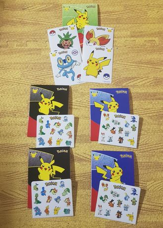 Pokémon 2021 - 25th - Happy Meal Mcdonalds