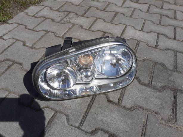 Lampa przednia przód lewa vw golf IV 4