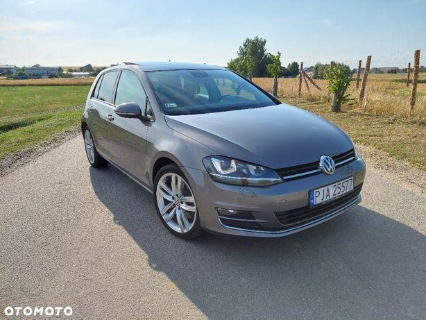 Volkswagen Golf GOLF 7 2.0TDI DSG, 1 wł. w kraju, zadbany, sprawny, zarejestrowany