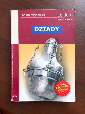 """""""Dziady"""" A.Mickiewicz"""