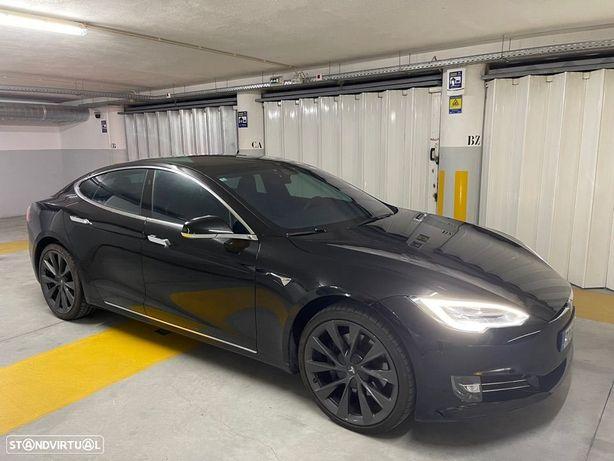 Tesla Model S 100 kWh Long Range AWD