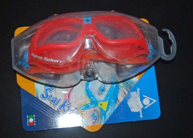 Маска/очки для плавания Aqua Sphere Италия