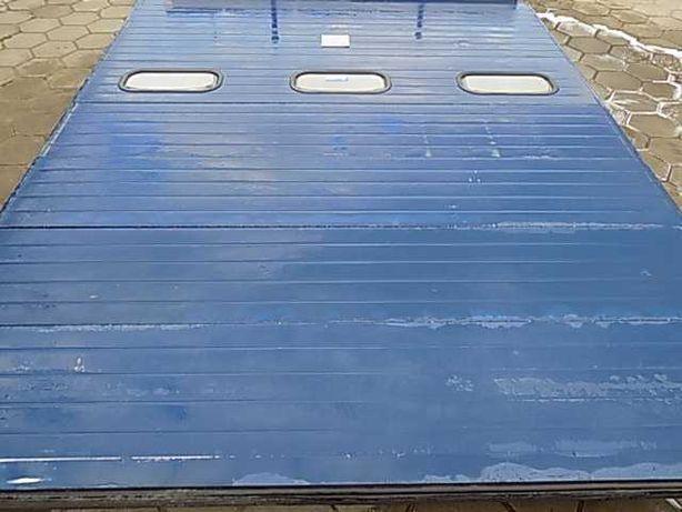 Brama garażowa , panelowa , segmentowa ,332x443cm