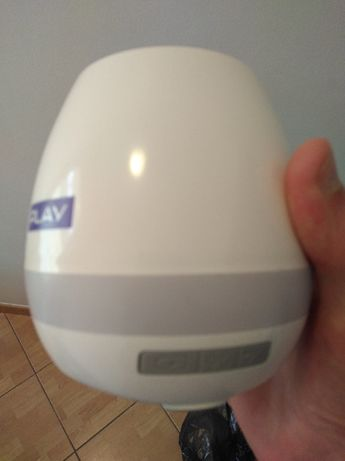 Bluetooth głośnik w kształcie doniczki z logo PLAY