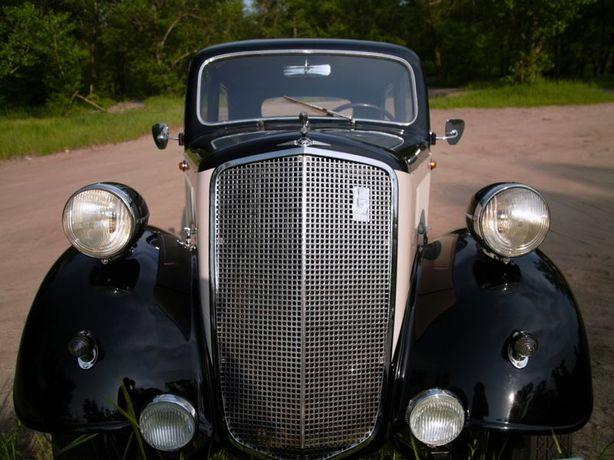 Раритетный Opel 1934 года