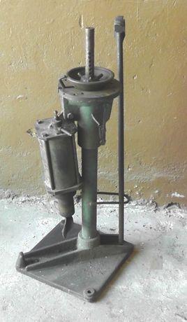 Montażownica do opon kół felg pneumatyczna reczna