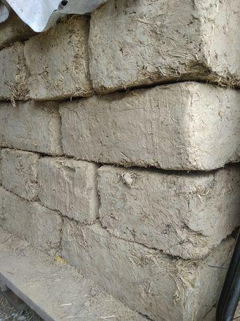 Бесплатно Саман, блок из глины