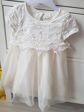 Sukienka hm roz 86