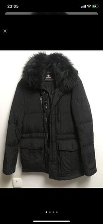 Тепла зимова чоловіча куртка